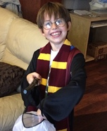 Harry Potter Boy's Costume