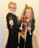 Harry Potter Homemade Costume