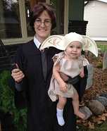 Children's book Halloween costumes - Harry Potter and Dobby Costume