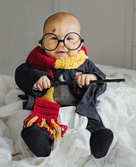 Harry Potter Baby Costume