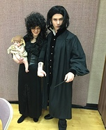 Harry Potter Crew Homemade Costume