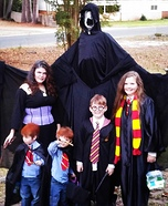 Harry Potter Family Halloween Costume