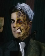 Harvey Dent Two-Face Homemade Costume