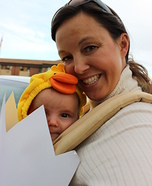 Newly Hatched Chick Baby Costume