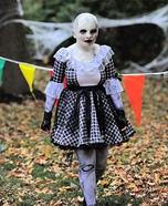 Hazel the Silent Doll Homemade Costume