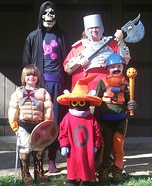 He-Man & the Masters of the Universe Costumes