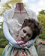 Illusion costume ideas - Headless Marie Antoinette Homemade Costume
