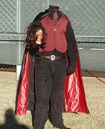Headless Homemade Costume