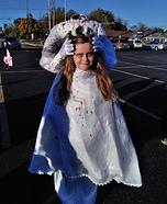 Headless Bride Homemade Costume