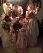 Headless Bride Costumes