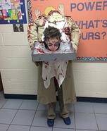 Headless Butcher Homemade Costume