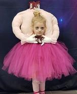 Headless Dead Ballerina Homemade Costume