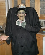 Headless Frankenstein Costume