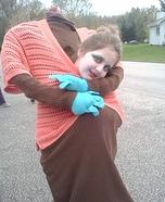 Headless Girl DIY Halloween Costume