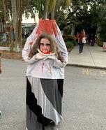 Headless Girl Homemade Costume