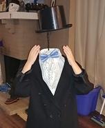 Headless Magician Homemade Costume