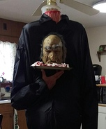 Headless Man Homemade Costume