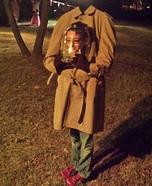 Headless Man Homemade Costume