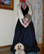 Headless Marie Antoinette Halloween Costume