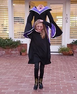 Headless Witch Homemade Costume