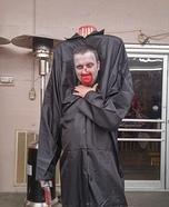 Headless Zombie Homemade Costume