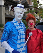 Heat Miser & Snow Miser Costumes
