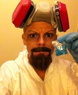 Breaking Bad Heisenberg Costume