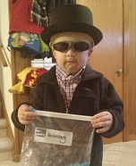 Heisenberg Homemade Costume
