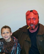 Hellboy Costume for Men