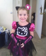 Hello Kitty Girl's Costume