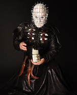 Hellraiser Pinhead Homemade Costume