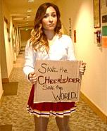 Heroes Cheerleader Costume