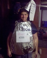 Hershey Kiss Costume