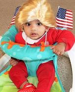 Hillary Clinton Homemade Costume