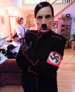 Hitler Homemade Costume