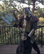 Hobbit Dwarf Guard Homemade Costume
