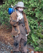 Hobo Costume for Boys