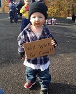 Hobo Baby Halloween Costume