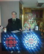 Hockey night in Cape Breton Homemade Costume