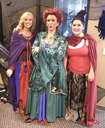 Hocus Pocus Movie Costume