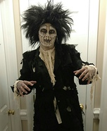 Hocus Pocus Billy Butcherson Homemade Costume