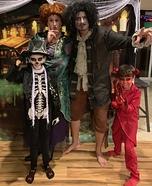 Hocus Pocus Cast Homemade Costume