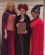 Hocus Pocus Sanderson Sisters & Co. Homemade Costume
