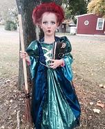 Hocus Pocus Winnifred Sanderson Homemade Costume