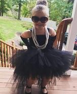Holly Golightly Homemade Costume