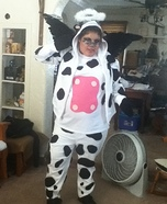 Holy Cow Homemade Costume