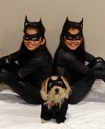 Holy Trio Batman Homemade Costume