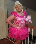 Honey Boo Boo Homemade Costume