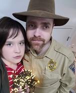 Hopper & Joyce Homemade Costume