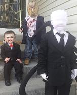 Horror Show Homemade Costume